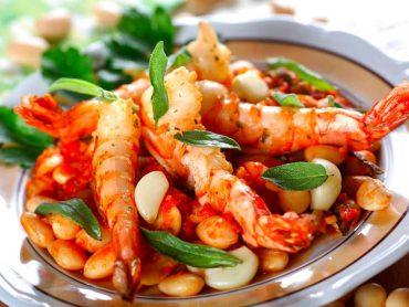 lobster-white-beans